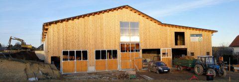 Holzbau, Stallbau, Zimmerei